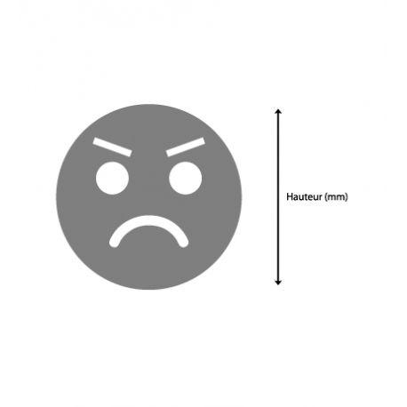 Smiley-colère-sur-mesure