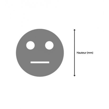 Smiley-Neutre-sur-mesure