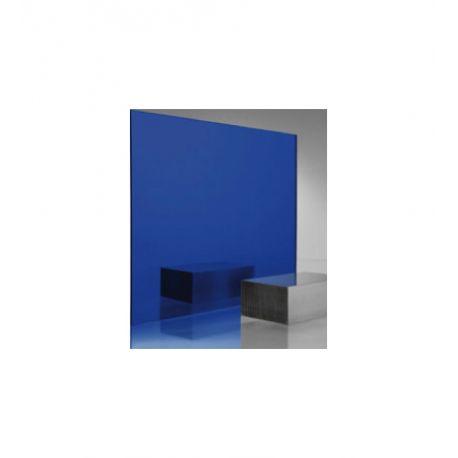 Miroir acrylique bleu 3 mm for Miroir en acrylique