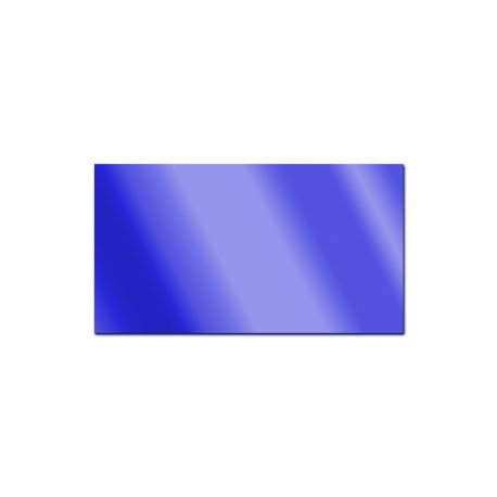 Acrylic Mirror blue 3 mm