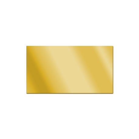 Acrylic mirror Gold 3 mm
