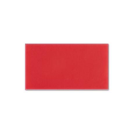 Red Diffusing acrylic 3 mm