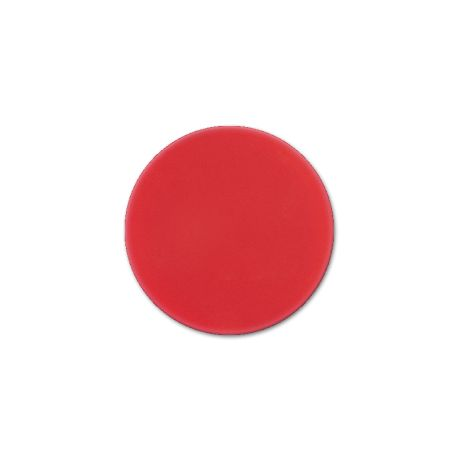 Round Cast PMMA Red 3 mm