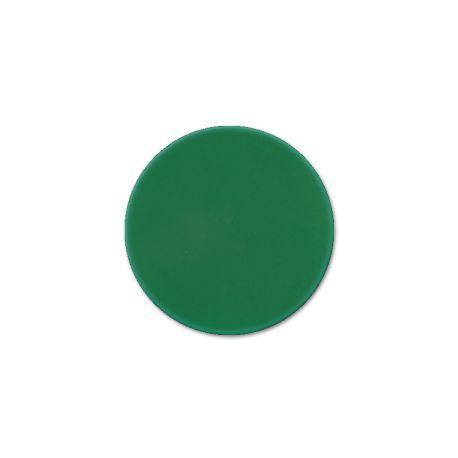 Round Cast PMMA Green 3 mm