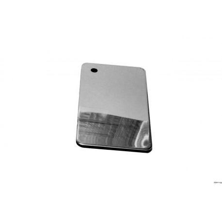 Dibond Miroir Anthracite 3mm