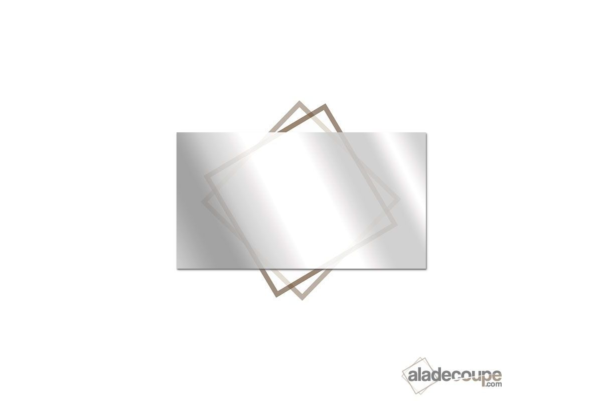 Acrylic One Way Mirror