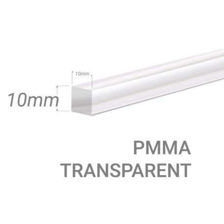 Extruded Colorless PMMA 3 mm
