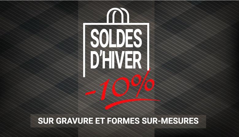 Venez découvrir nos promotions pour les soldes d'Hiver !