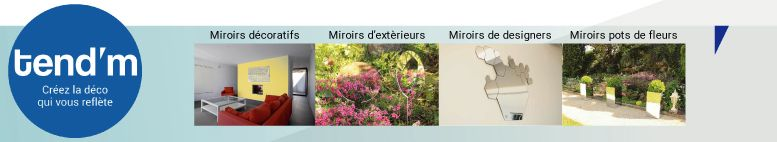 Tendance miroir, mirori décoratifs, miroir design, miroirs originaux
